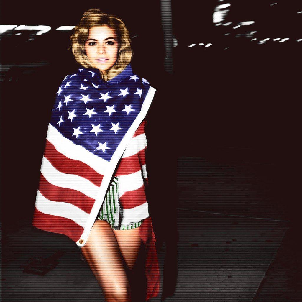 So Fake She's American, So American She's A Fake  Marina Diamandis   Electra