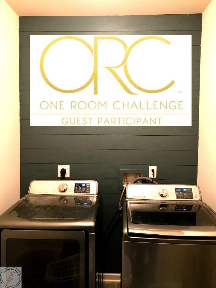 Room Renovation: Laundry Room | Room renovation, Laundry ...