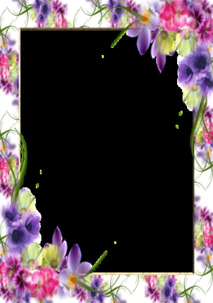 cadres rectangulaires r m eky pinterest flower and flower borders. Black Bedroom Furniture Sets. Home Design Ideas