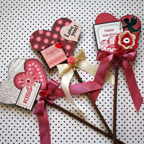 Valentine Wands