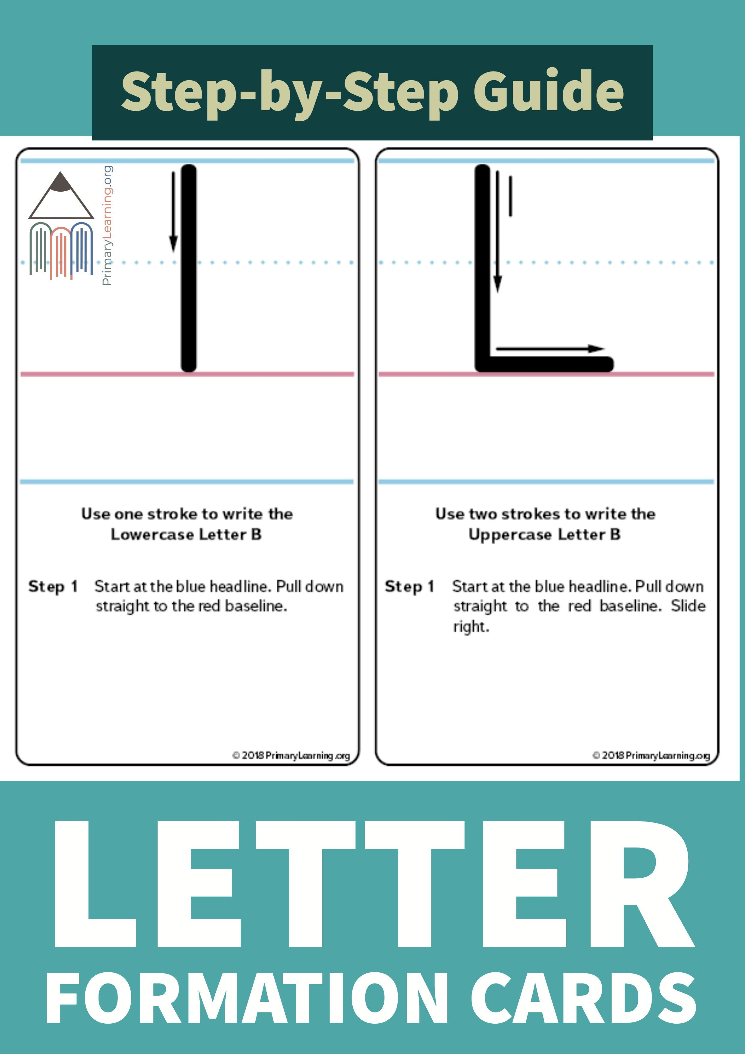 How To Write The Letter L