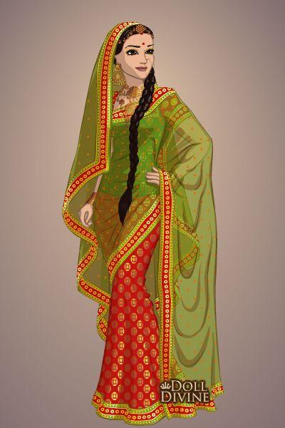 EMPRESS JODHA BAI PARIDHI SHARMA doll divine | jodhabai ...