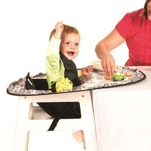 Neatnik Saucer All In One Restaurant High Chair Cover And