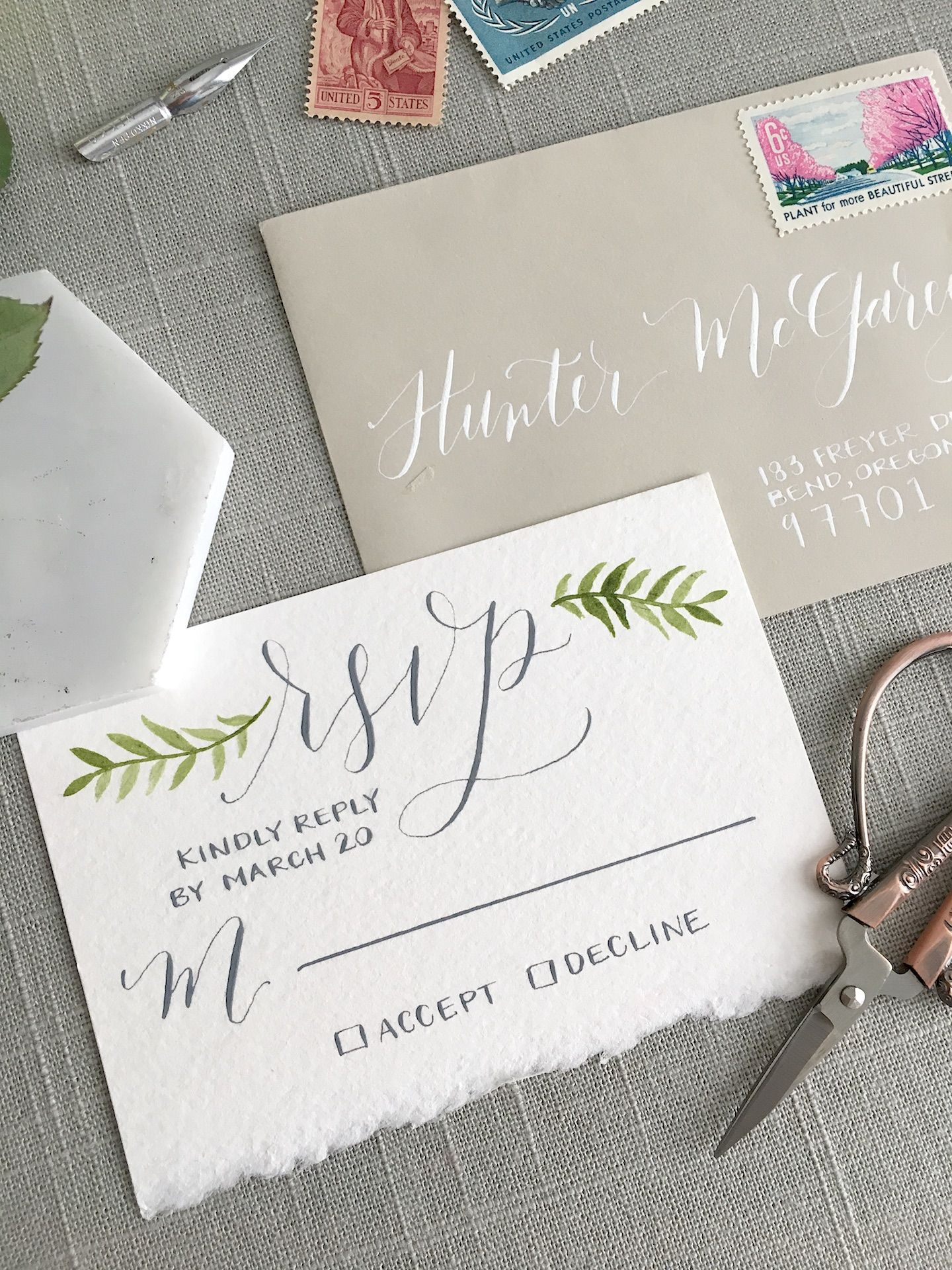 6 Common Questions about Wedding RSVP Cards Rsvp wedding