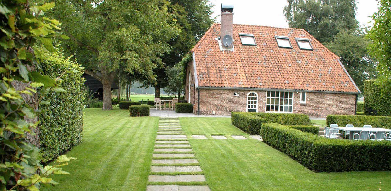 Boerderij tuin boerderij idee pinterest boerderij tuin boerderij en tuin - Landschapstuin idee ...