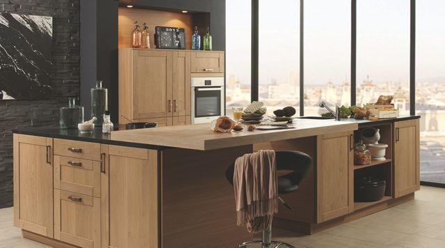 Idée relooking cuisine Les 5 clés du0027une cuisine ouverte efficace - deco maison cuisine ouverte