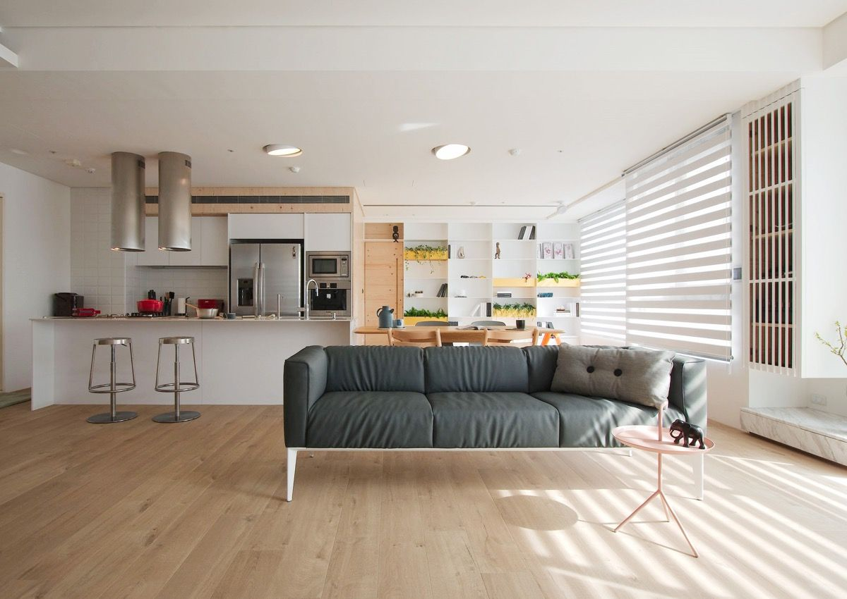 A minimalist family home design that doesnt sacrifice fun
