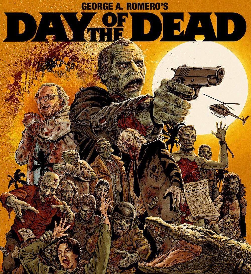 DAY OF THE DEAD Remake Has a Director Horror movie