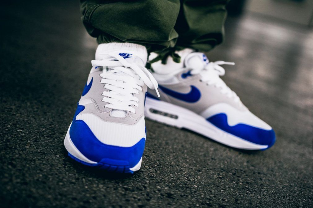 Nike Air Max 1 Pinterest Air Royals Max Azul Royal Y Royals Air bab518