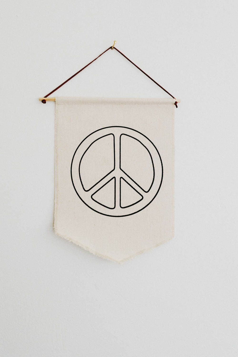 Pin By Ashleigh Rader On New House Peace Banner Screen Printing