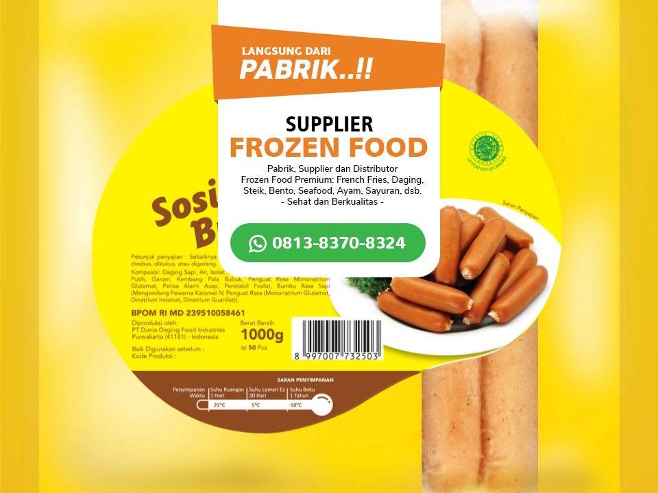 Distributor Frozen Food Bekasi Supplier Frozen Food Di Bekasi
