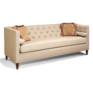 Fantastic Harden Furniture Artisan Upholstery Tufted Sofa 9555 087 Short Links Chair Design For Home Short Linksinfo