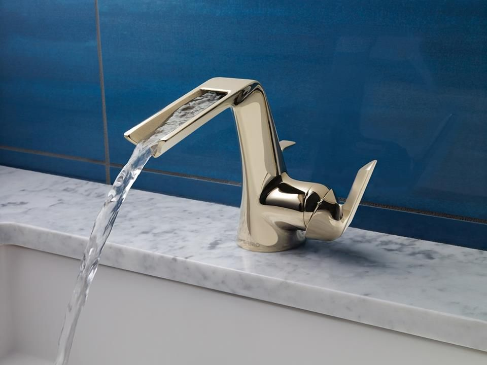 New From Brizo Faucet Bathroom Faucets Waterfall Brizo