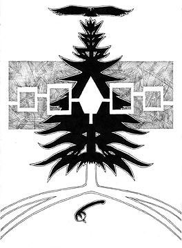5ab3e1dd03a6e or this? tree of peace iroquois - Google Search | tattoos | Native ...