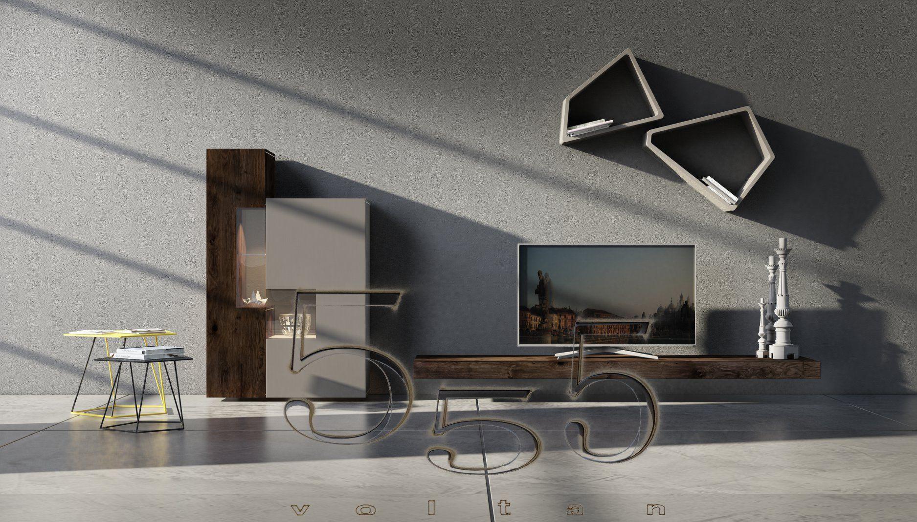 Credenza Moderna Sospesa : Credenza moderna design mobile porta tv madia larghezza