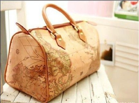 Find more shoulder bags information about merrytm hot 2015 women find more shoulder bags information about merrytm hot 2015 women handbag world map design pu leather tote bag big women messenger bags shoulder bags large gumiabroncs Choice Image