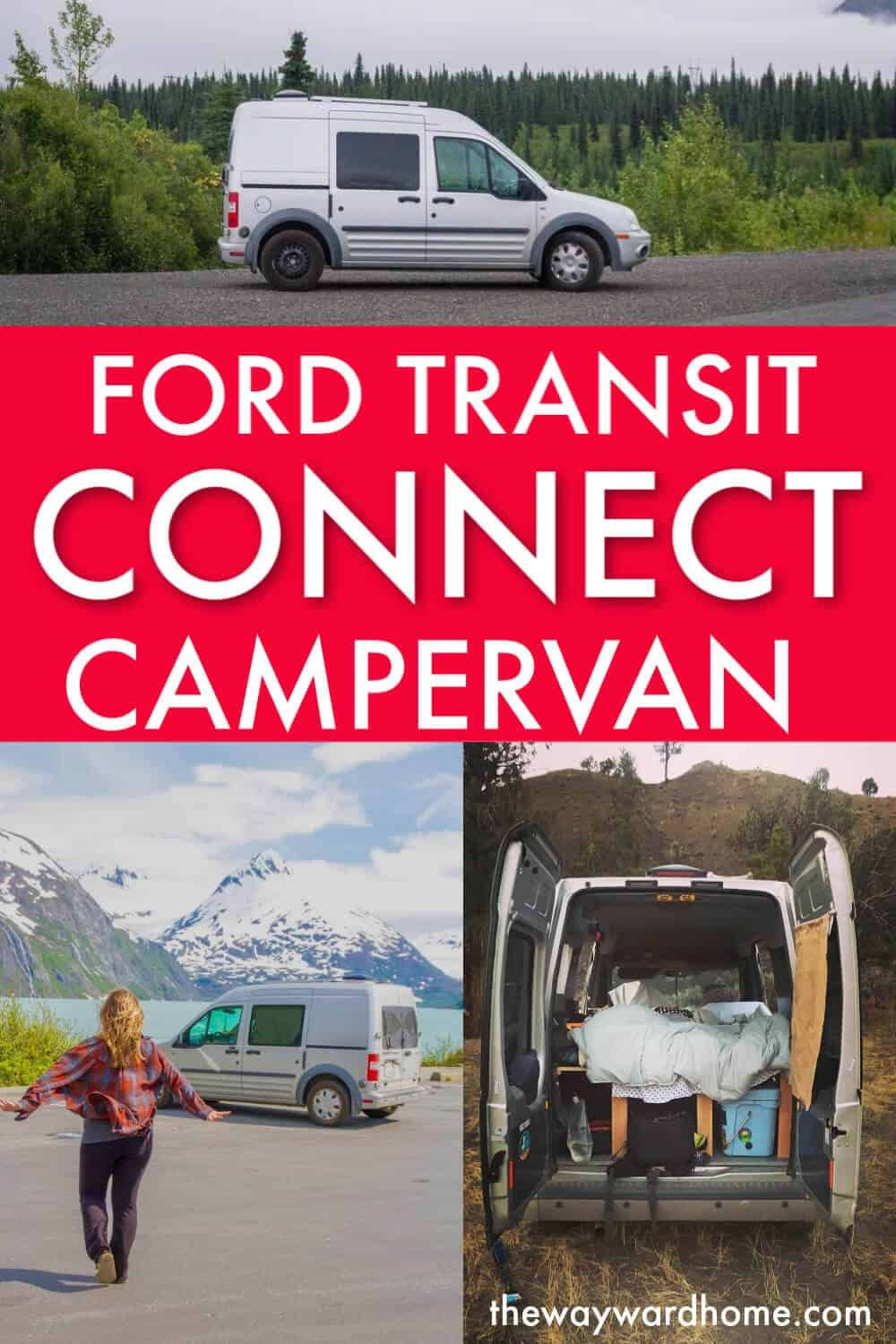 Why A Ford Transit Connect Camper Rocks For Van Life Ford Transit Ford Transit Connect Camper Transit Connect Camper