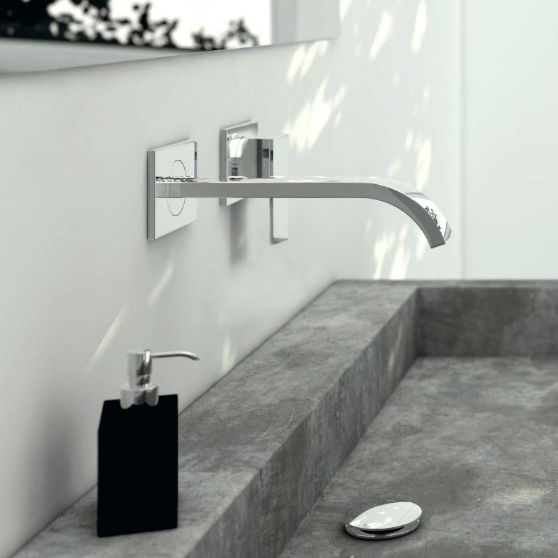 Steinberg Serie 135 Waschtisch-Einhebelmischbatterie für - Waschtische Für Badezimmer
