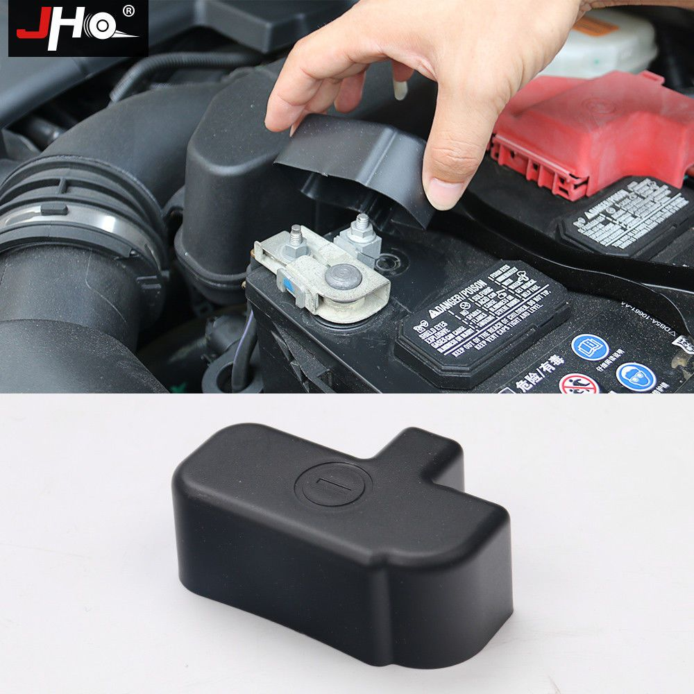Car Engine Negative Battery Terminal Protector Cover Cap For Ford