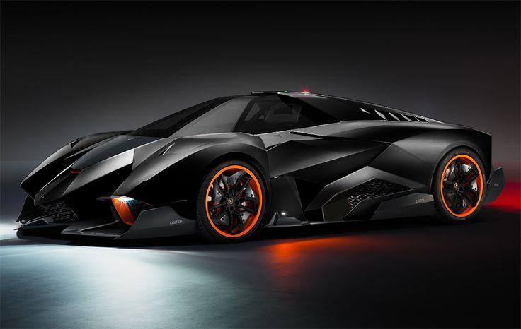 Lamborghini Egoista Lamborghini Pinterest