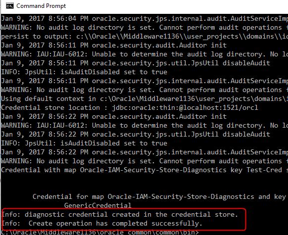 Install Oracle Identity Management Installation on Windows – 11 1