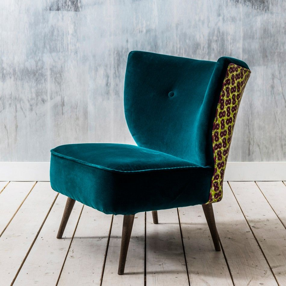 Best Alpana Teal Velvet Chair House Living Room Pinterest 640 x 480