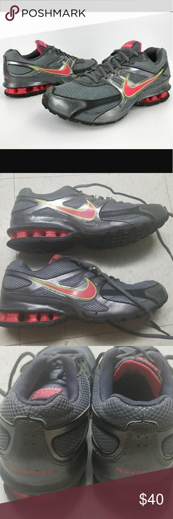 9c2e509f58f1 Nike Reax Run Dominate