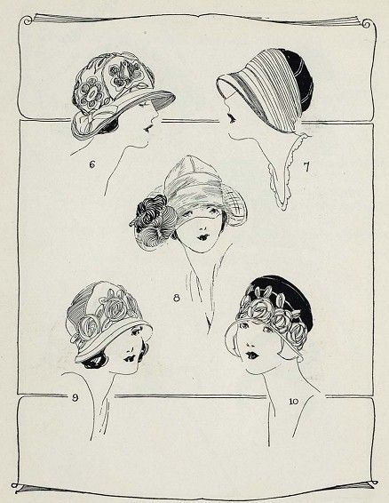 It is a Creative Idea to Make a Vintage Hats