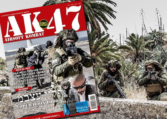 Airsoft Kombat 47 Issue No. 29 Now Out