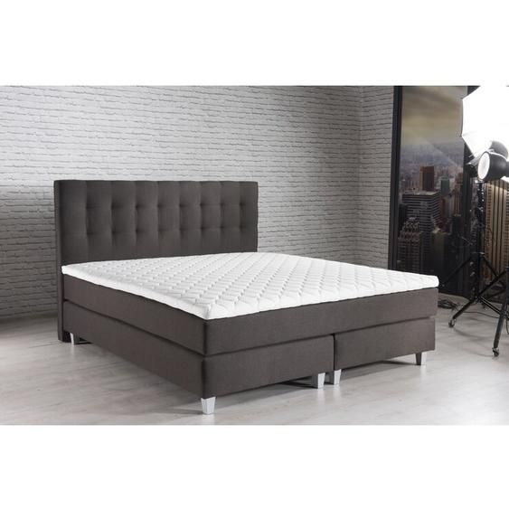 Box Spring Bed Horwitz With Topper In 2020 Box Spring Bed Bed Springs Diy Furniture Dresser