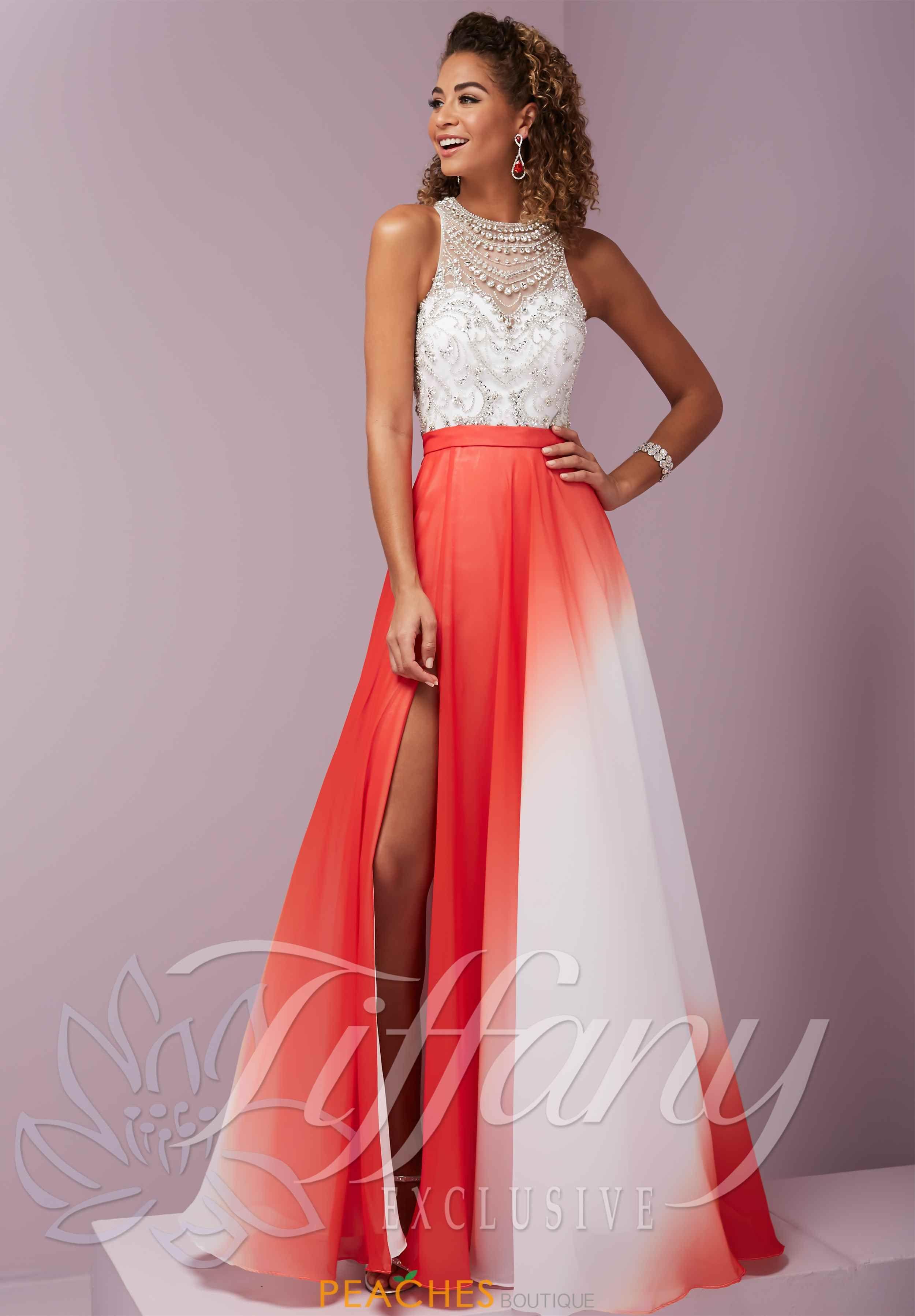 Tiffany Dress 46078 | 2017 Tiffany Dresses | Pinterest