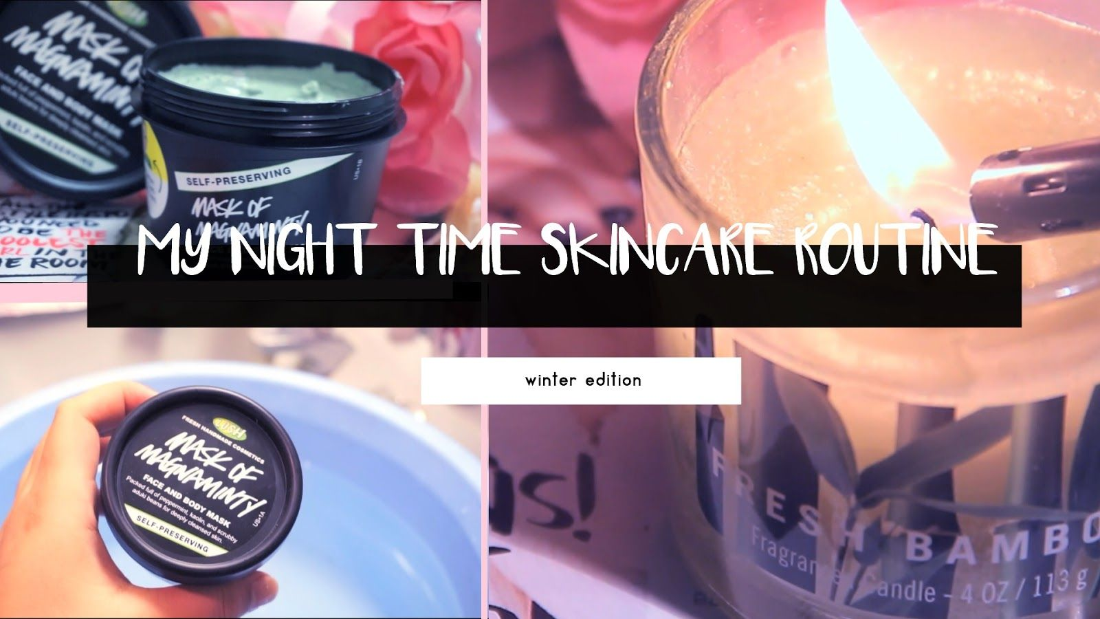 My Nighttime Skincare Routine // Winter Edition. #skincareroutine #winterskincareroutine