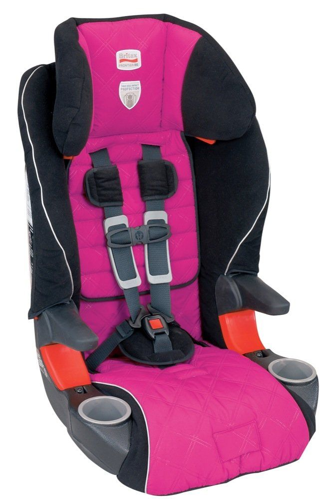 $240.00 Livia Britax Frontier 85 Booster Car Seat - utterly girly ...