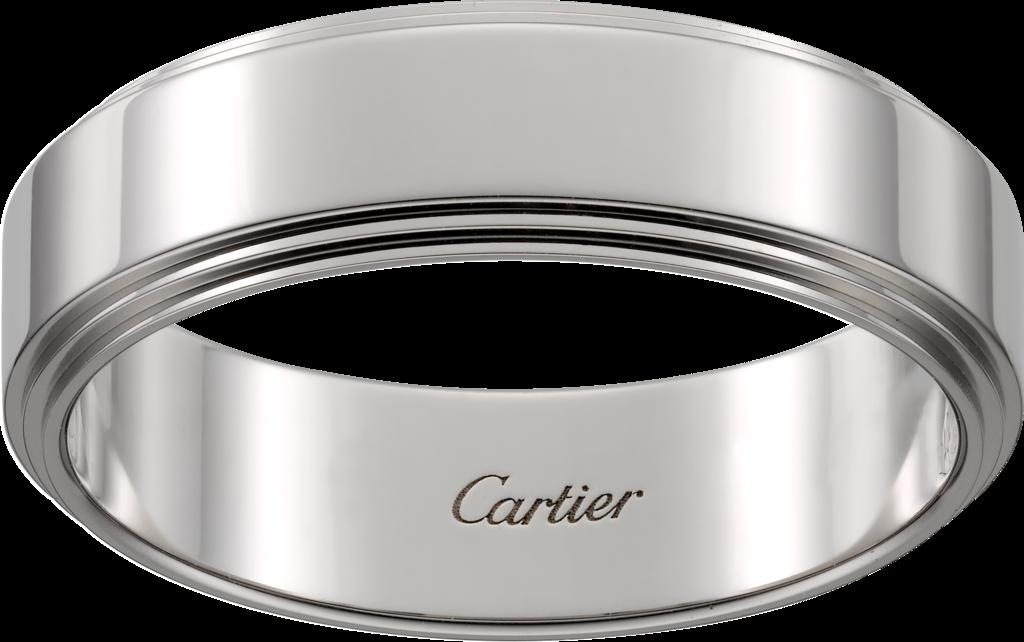 Cartier D Amour Wedding Band Cartier D Amour Wedding Band Width 6 Mm 950 Platinum Cartier Mens Wedding Band Mens Wedding Bands Platinum Pretty Wedding Rings