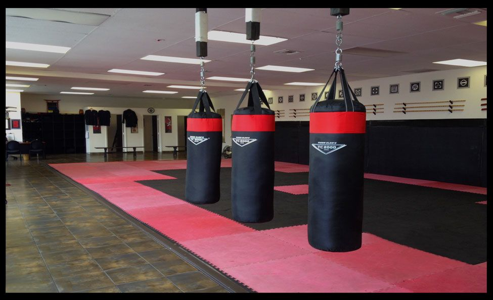 Martial Arts School Interior Design