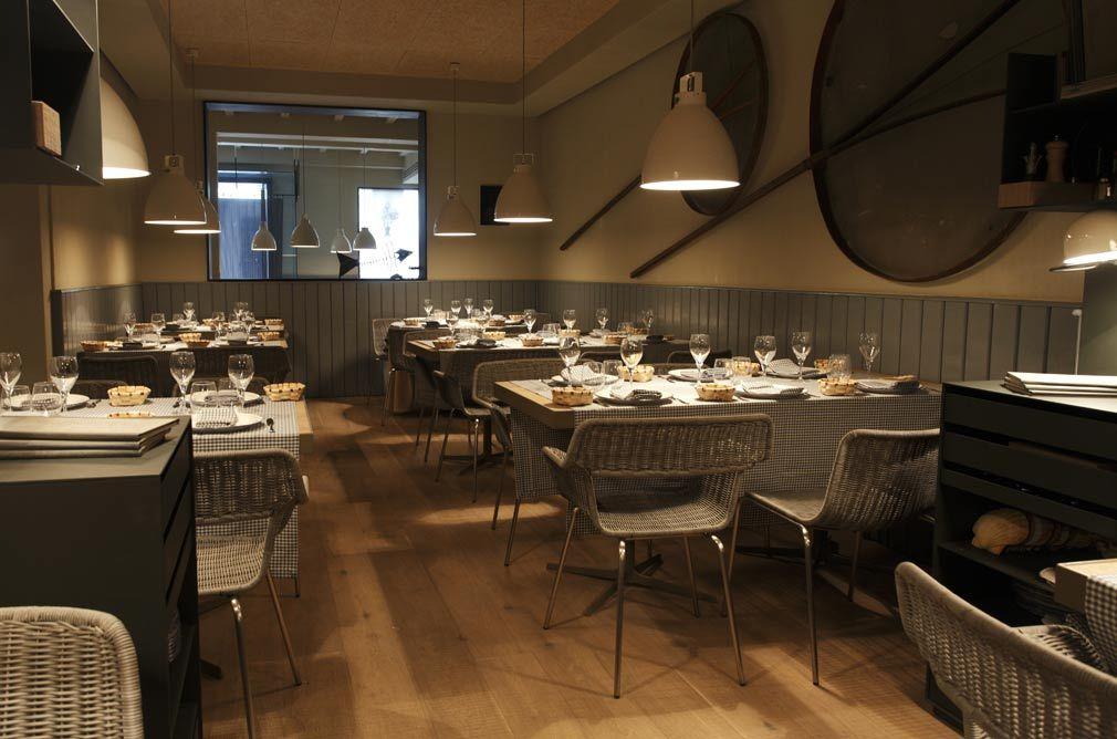 Restaurante El Pescador Marisqueria Madrid T 914 021 290
