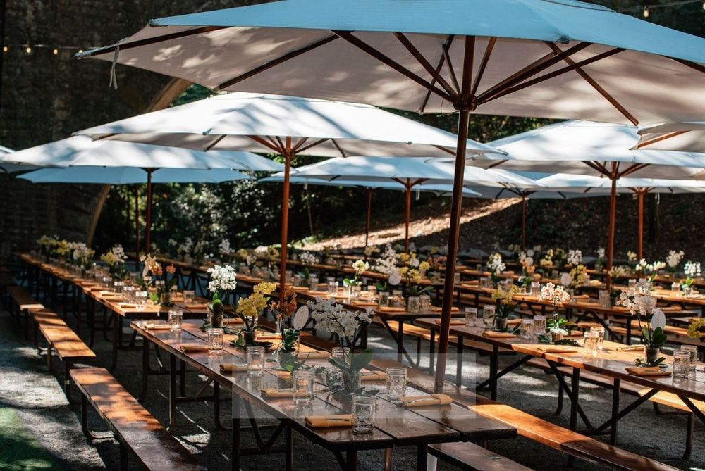 Wedding Venue with Redwoods Saratoga Springs Saratoga CA 95070