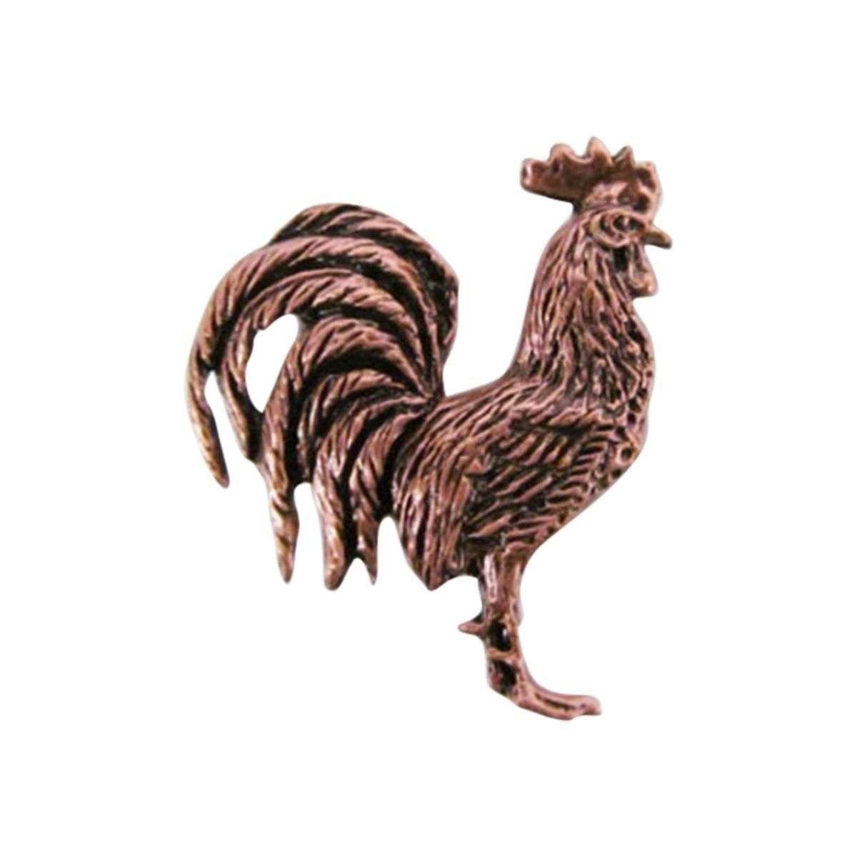 Copper ~ Rooster ~ Refrigerator Magnet ~ BC100M