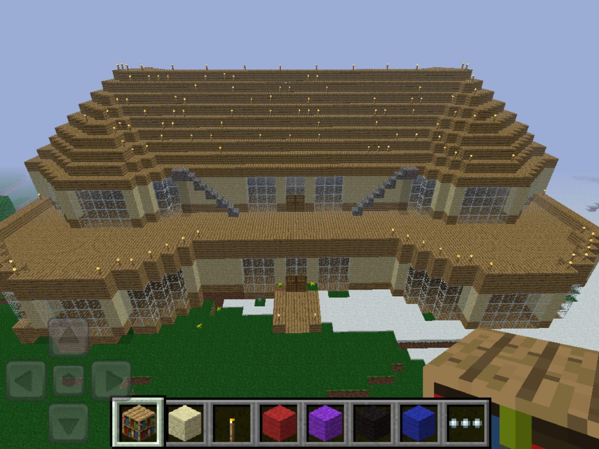 Minecraft minecraft pinterest Disenos de casas minecraft