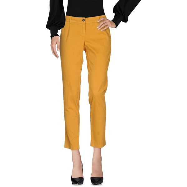 TROUSERS - Casual trousers Gold Case Cg9ppq