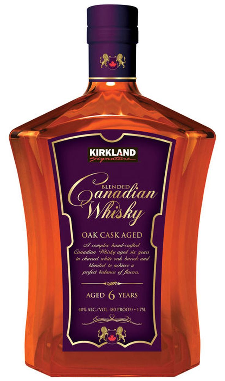 This Hand Crafted Kirkland Signature Blended Canadian Whisky Captures A Sweet Soft Light Taste That Is Enhanced By Barley Bready Nutty Malty Bouquet And R