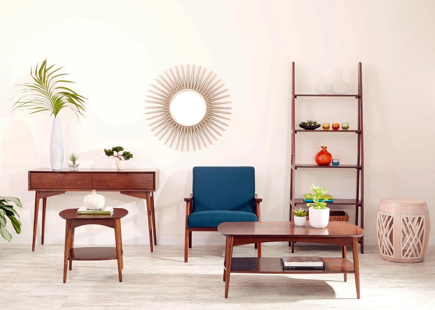 Interior Design Goals: #Midcenturymodern Style Featuring OSP Design  Copenhagen Collection U0026 Ave Six Davis