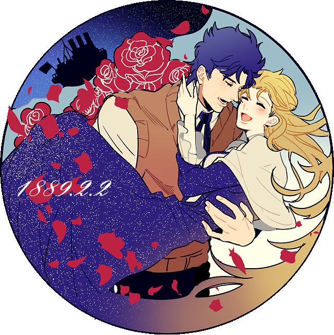 1889 Romance mangaka Huzakenna Phantom Blood in 2019