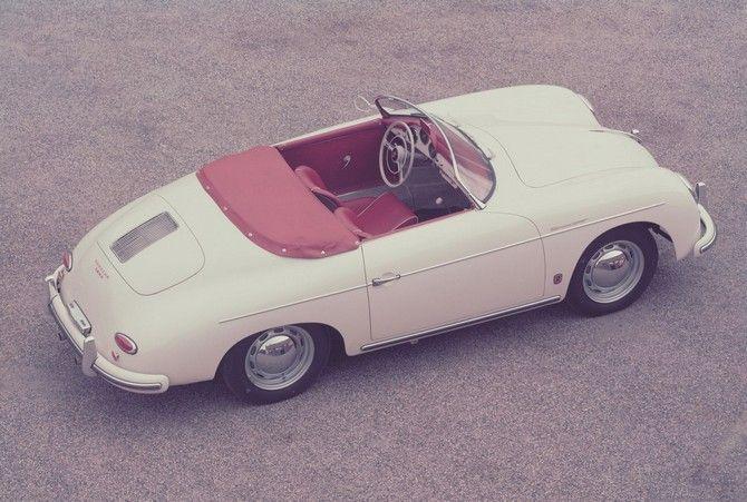 1958 Porsche 356 A Speedster Porsche 356 Porsche 356a Porsche 356 Speedster