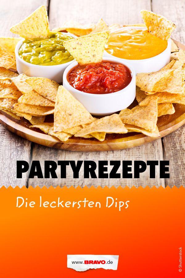 Dips für Tortillas, Chips, Gemüsestick. Super lecker und super einfach Dips zum Selbermachen. #wrapshapjes