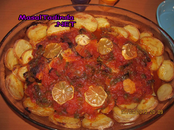 Photo of sea bass stew recipe