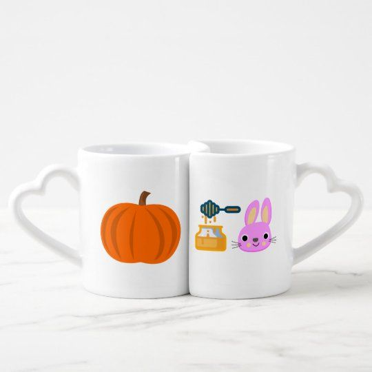 Pumpkin & Honeybunny lover's mugs | Zazzle.com