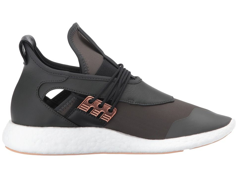 b1b9f7758d598 adidas Y-3 by Yohji Yamamoto Elle Run Women s Lace up casual Shoes Black  Olive-Y3 Copper Metallic Core Black