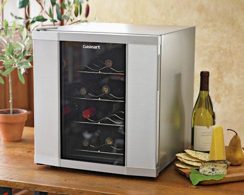 Cuisinart Electric Wine Cellars Williams Sonoma For The New Kitchen