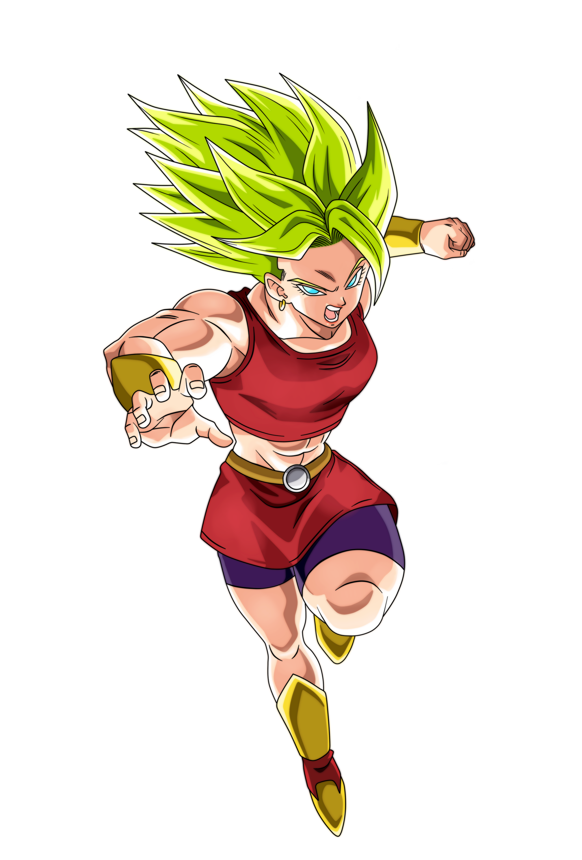 Kale Ssj by andrewdragonball   Anime dragon ball super